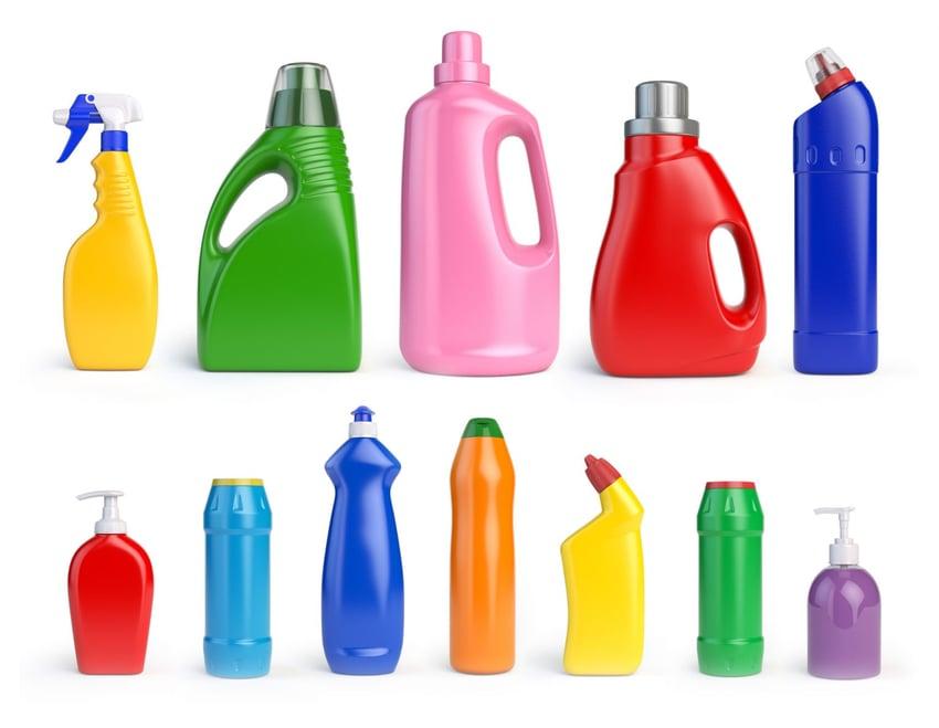 Empty Plastic Bottle Leak Testing