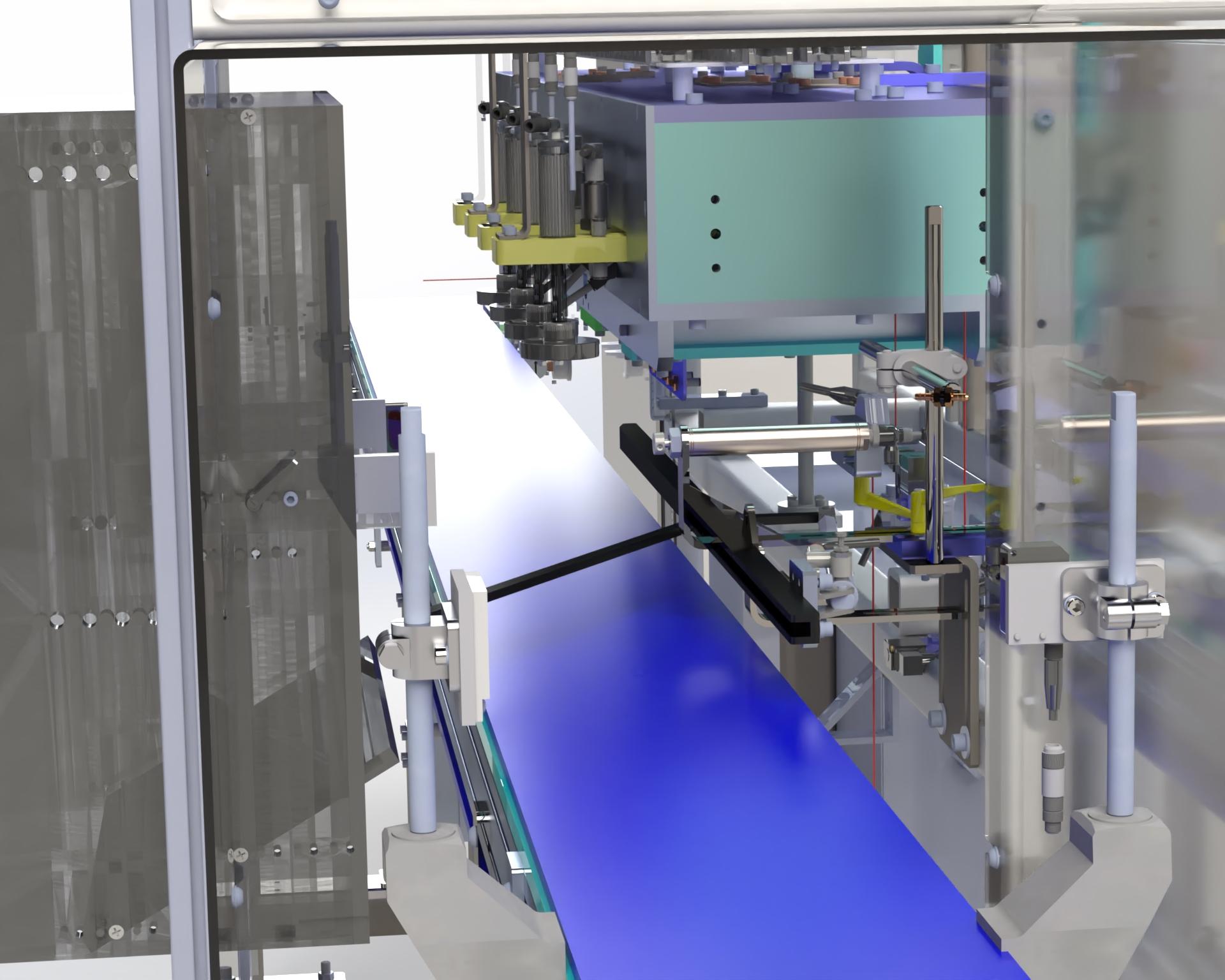 Flex Pitch Conveyor